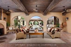 hacienda home interiors with courtyard hacienda home plans hacienda style homes