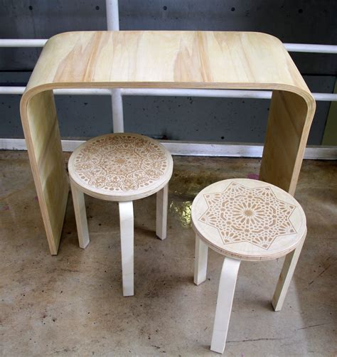 work of furniture design class ut college of architecture and design innovative learning and
