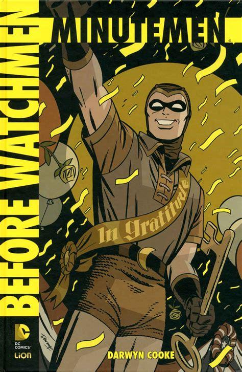 tavole rorschach acquisto rw before watchmen minutemen dc absolute before
