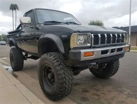 Classic Toyota 4x4 Trucks For Sale 1982 Toyota Hilux 4x4 Classic Toyota Other 1982
