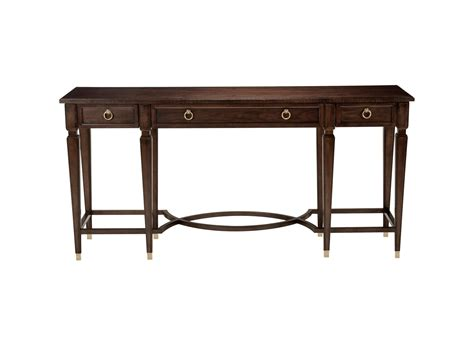 console store elmont console table console tables ethan allen
