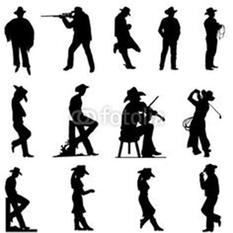 cowgirl silhouette vector free download two beautiful 1000 images about cowboy vbs theme on pinterest western