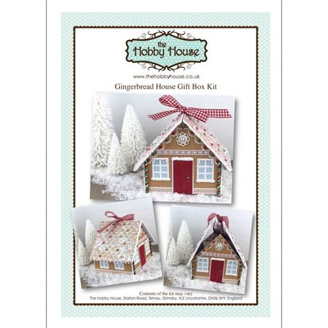 hobby house the hobby house gingerbread house uk delivery only the hobby house from the hobby