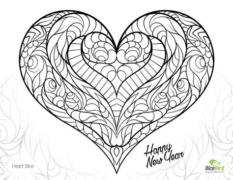 love mandala coloring pages 17 best images about adult colouring hearts love