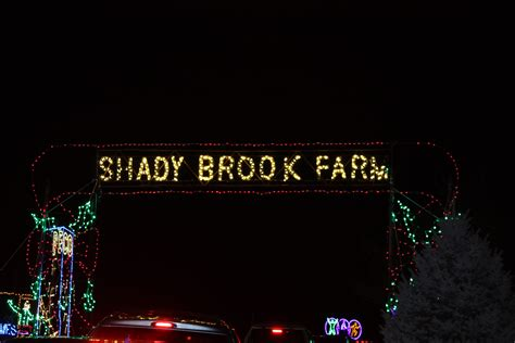 Shady Brook Farm Light Show by What We Ve Been Up To Frolic Through