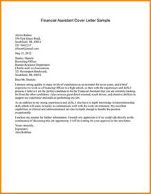 Finance Assistant Cover Letter Exles 4 Dental Assistant Cover Letter Sle Cashier Resumes