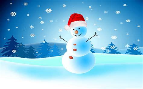 christmas greeting card  snowman hd wallpapers