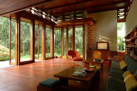 Frank Lloyd Wright Home Interiors Bridges Museum Of American To Resurrect Frank Lloyd Wright S Bachman Wilson House