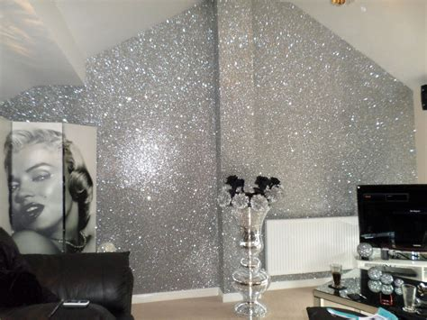 grey wallpaper ebay uk glitter wallpaper chunky fabric gold silver black