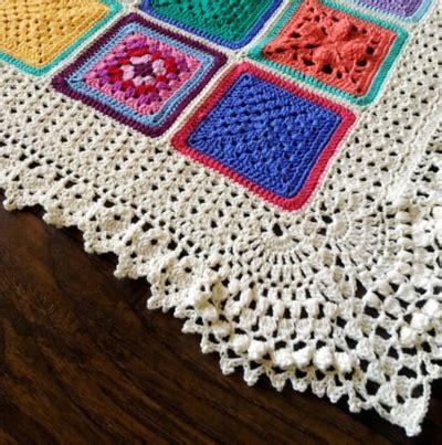 crochet leaf pattern afghan big leaf crochet edging tutorial