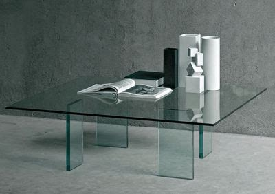 schiebetür glas 120 cm glass table coffee table 120 x 120 cm transparent by