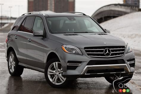 mercedes ml 350 list of car and truck pictures and auto123