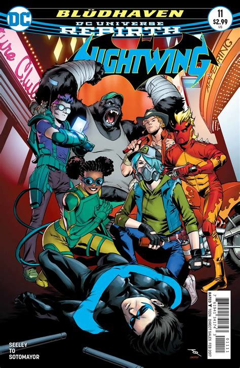 nightwing tp vol 1 140126803x oct160221 nightwing 11 previews world