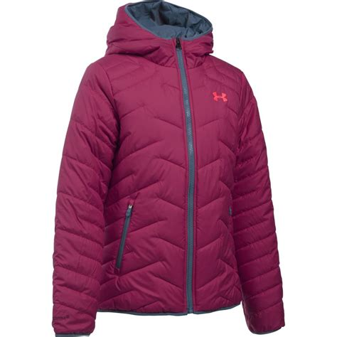 Armour Coldgear Jacket armour coldgear reactor hooded insulated jacket backcountry