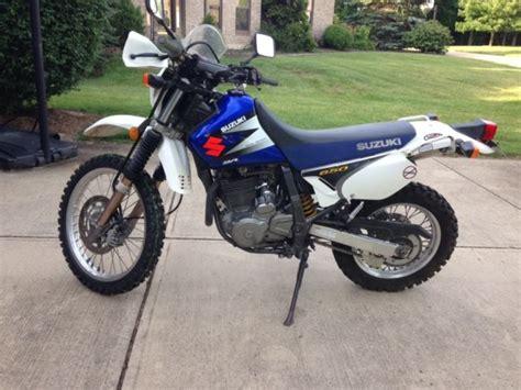 1999 Suzuki Dr650 1999 Suzuki Dr650 Dualsport Adventure Bike