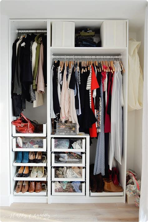 garde robe minimaliste 1 faire le tri happy chantilly