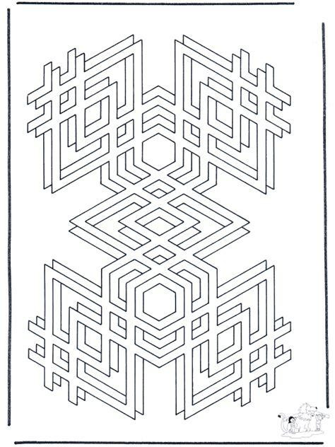 imagenes geometricas artisticas formas geom 233 tricas 2 l 225 minas art 237 sticas para colorear