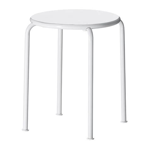 White Stool Furniture by Outdoor Furniture