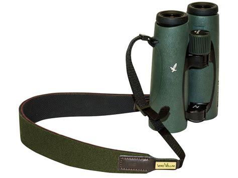 vero vellini slip proof binocular strap neoprene leather