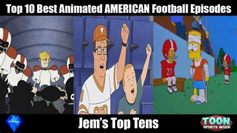 american best episode top 10 best american football episodes