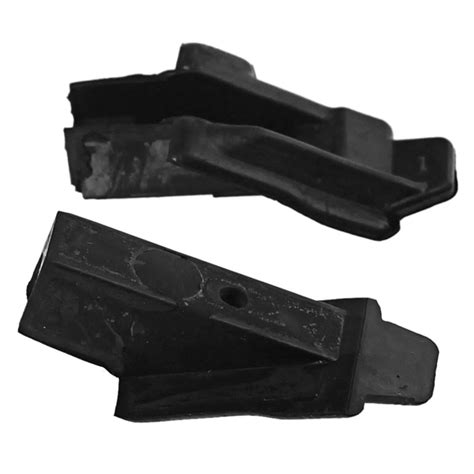 bar top sealant mustang vent window bar seal top pair 1965 1966 cj pony parts