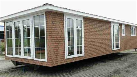 mobiles eigenheim kaufen mobilheim mit 3 fachglas wohnwagen baucontainer