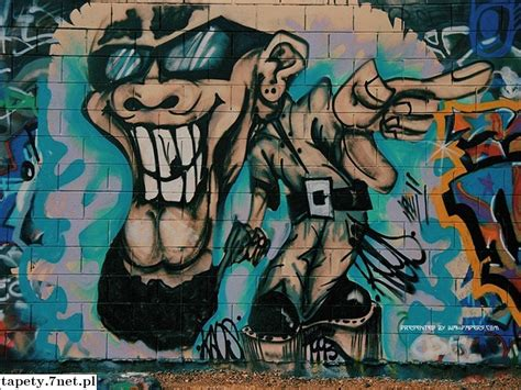 imagenes urbanas graffitis 3d graffiti 09 tapety na pulpit