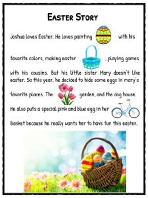 easter facts trivia easter facts worksheets fun information for kids