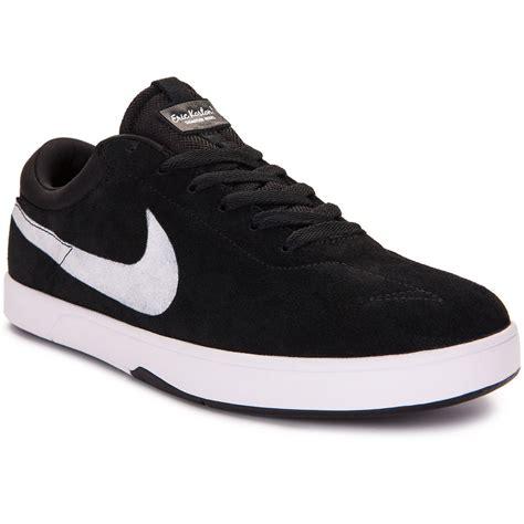 eric shoes nike sb eric koston se shoes black white