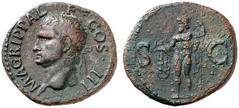 Hpo Circle Brown coinarchives search results agrippa