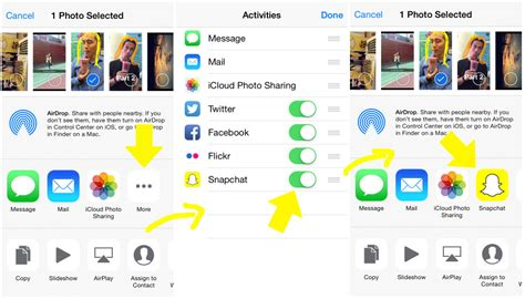 upload to snapchat android upload gallery pics to snapchat story iphone galleryimage co