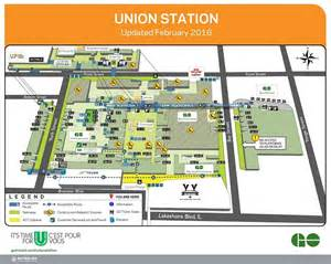 Union Station Floor Plan by About Union Station
