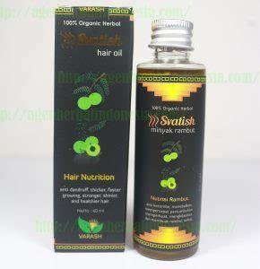Sho Rambut Bercabang Sho Kerontokan Rambut Sho Green minyak rambut svatish hair nutrition agen herbal indonesia