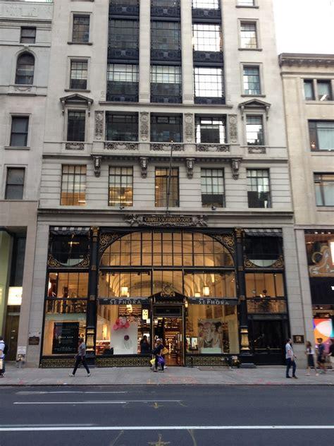 york retail buildings manhattan stores  architect
