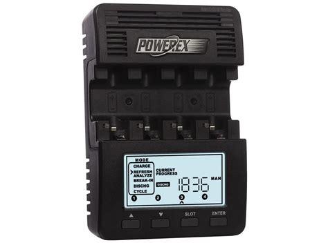 Maha Powerex Mh C9000 Wizardone Charger Analyzer For 4 Diskon maha powerex mh c9000 4 channel charger battery analyzer