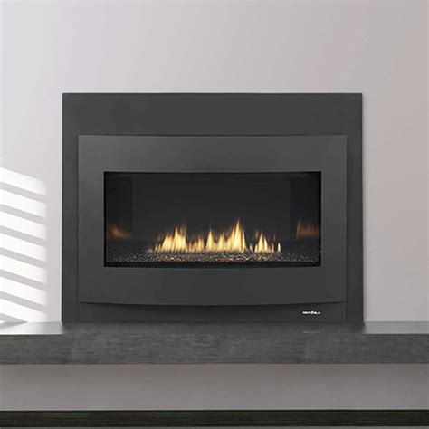 gas fireplace boxes heat glo cosmo i35 gas fireplace insert nw appliance center