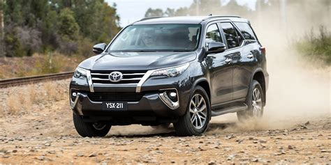 fortuner specs 2018 toyota fortuner pricing and specs photos 1 of 15