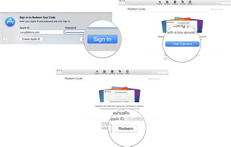 App Store Gift Card Redeem - how to redeem a gift card or promo code in the mac app store imore