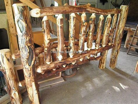 56 best images about aspen log furniture amish pa on