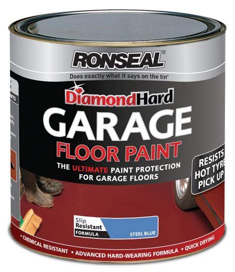 Ronseal Diamond Hard Garage Floor Paint 5L   Stax Trade