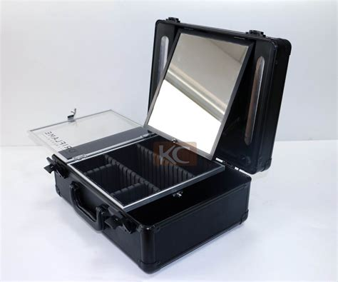 Makeup Cases With Mirrors From Asos by Lighting Rolling Makeup With Light Mirror Buy