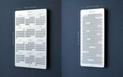 design kalender metall kalender i metall poppa dagarna f 246 r hand tjock hemmet