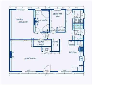 blueprint house sle floor plan sle blueprint pdf