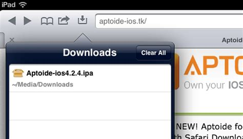 aptoide on ios aptoide for ios iphone ipad ipod