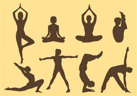 Imagenes Yoga Vector | yoga vectors photos and psd files free download