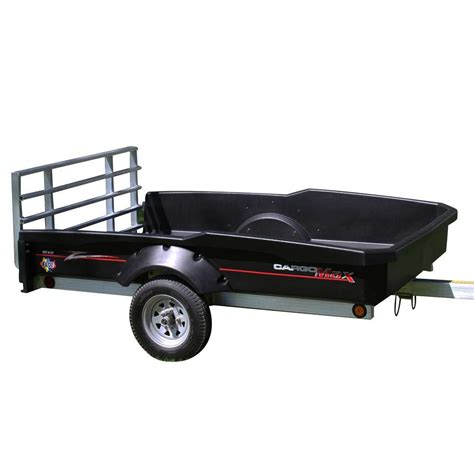 small boat trailer calgary cargo max xrt 8 57 1800 lb capacity utility trailer with