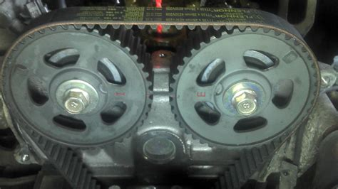 Fan Belt Set Honda Accord Cielo 1995 1998 changing your car s timing belt and water