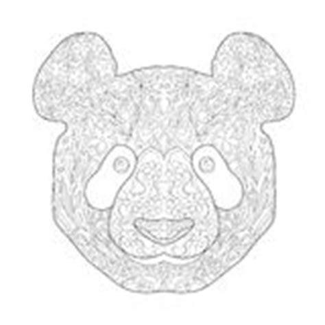 panda kopf tattoo panda tattoo vektor abbildung bild 62074104