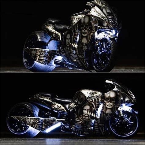 Suzuki Motorrad Instagram by Custom Gsx 1300r Hayabusa Motorr 228 Der