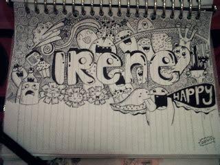 doodle aku sayang kamu sekeping tentangku doodle artwork semut unyu